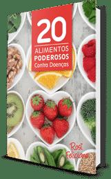 20 Alimentos Poderosos Contra Doenças