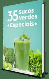 35 Sucos Verdes Especiais