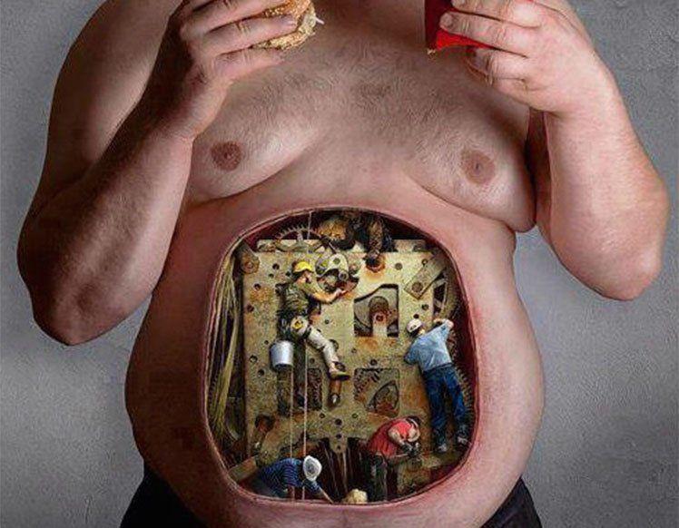 Corpo Intoxicado