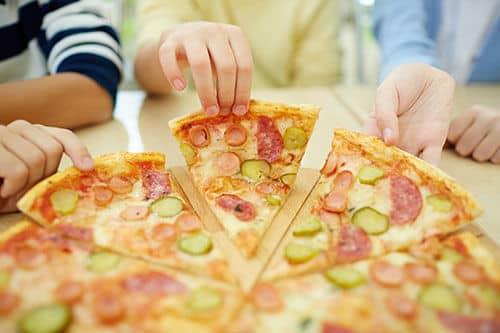 pizza cromofina